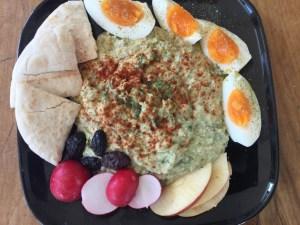 Hummus, Ottolenghi en NRC