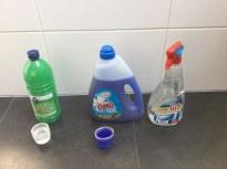 2. Basis schoonmaakmiddelen