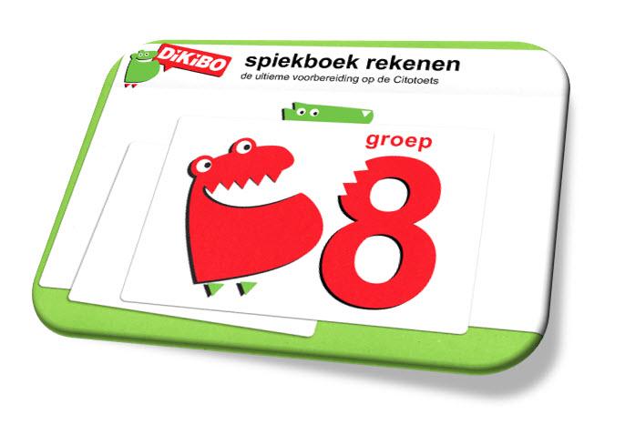 Kapstok Rekenen Groep 8