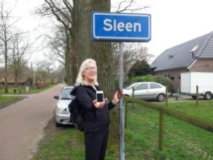 Terug in Sleen