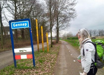 Pieterpad van Groesbeek naar Gennep 2