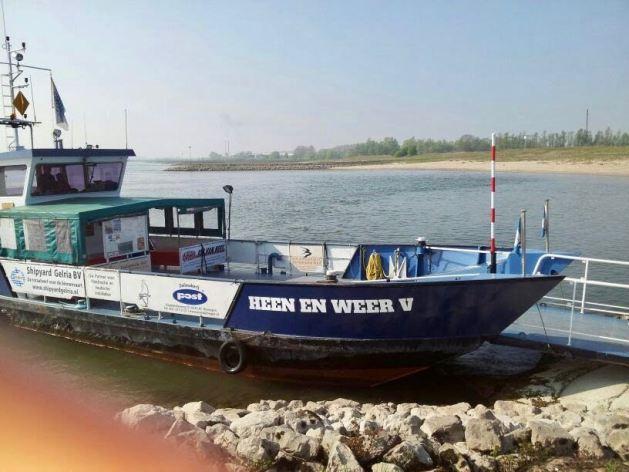 Pieterpad van Braamt naar Millingen a.d Rijn