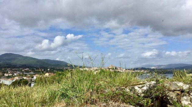 De Camino Portugues van Rubias naar Tui