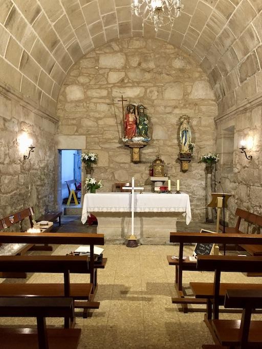 De Camino Portugues van Caldas de Reis naar Padron
