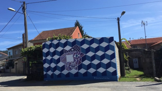 De Camino Portugues van Pontevedra naar Caldas de Reis