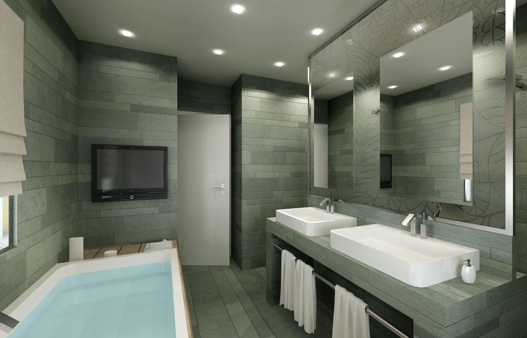 Rendering 3d immobiliare