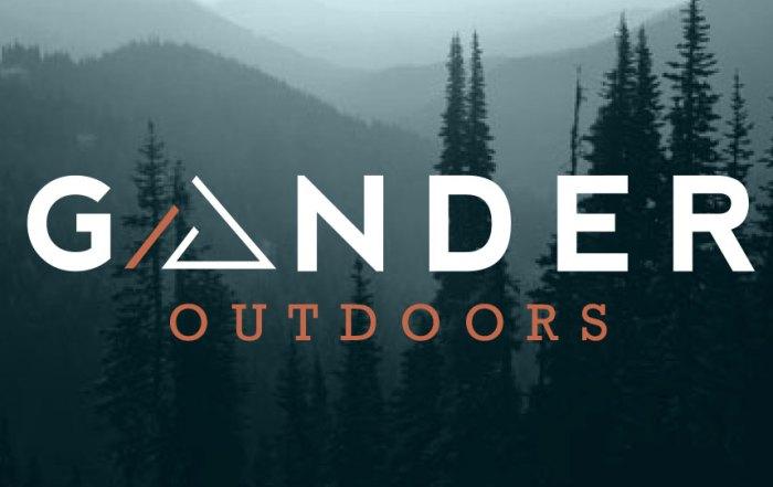 Gander Outdoors Logo Concept | Nicole Victory Design