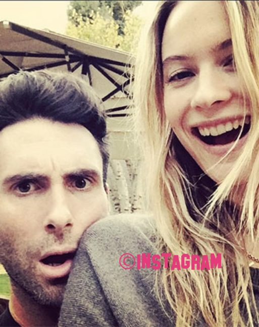 Adam Levine & Behati Prinsloo Welcome Their First Child