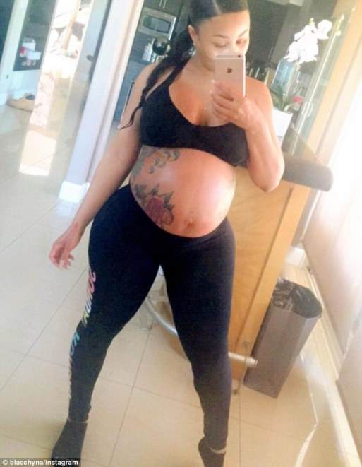 blac-chyna-shares-super-cute-video-of-baby-kicking