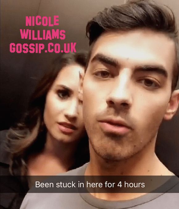 demi-lovato-joe-jonas-get-stuck-in-a-lift-together-for-4-hours
