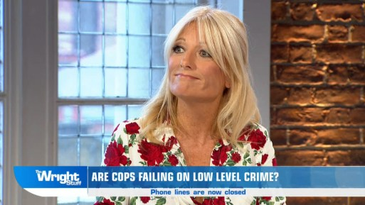 Gaby Roslin Talks About The Time She Was Hit In The Face In Front Of Her Kids By Litter Thrower