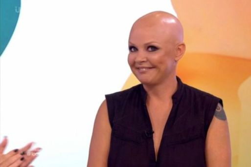 Gail Porter Shows Off New Look As She Has Her First TV Interview Since Breast Reduction