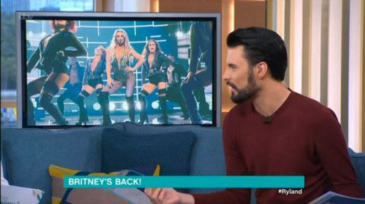 Rylan Clark Neal Is Living His Childhood Dream As He Gets Asked in Interview Britney Spears