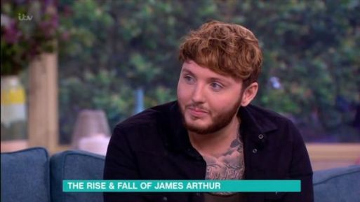 Simon Cowell Re-Signs James Arthur After Dropping Him Because Of His Sex And Alcohol Addiction