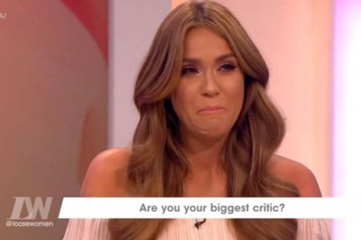 Vicky Pattison Hits Out At Rumors That She Was Sacked From Loose Women Because Of Her Partying! 2