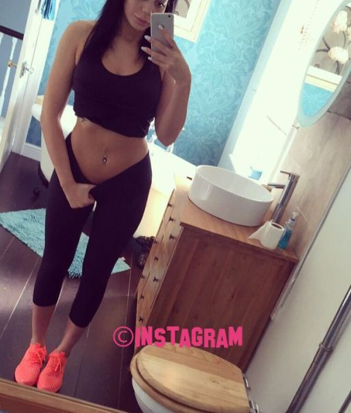Chloe Ferry Shows Off Even More Weight Loss In New Online Snap