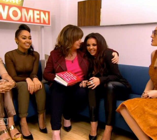 Coleen Nolan Defends Her Soon To Be Daughter-In-Law Jesy Nelson For Wearing Next To Nothing On The X Factor