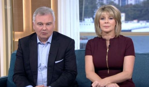 Eamonn Holmes Drops Porn Bombshell In Front Of Wife Ruth Langsford On This Morning