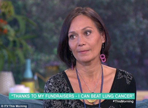Former Emmerdale Star Leah Bracknell Talks About Being Diagnosed With Terminal Cancer