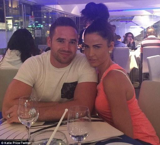 Katie Price's Husband Kieran Hayler Left Anger After Photos Appeared Of Katie Going To A Hotel With Scotty T