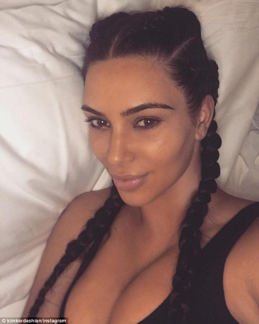 Kim Kardashian Has No 'No Plans To Come Back To Work' After The Pairs Robbery
