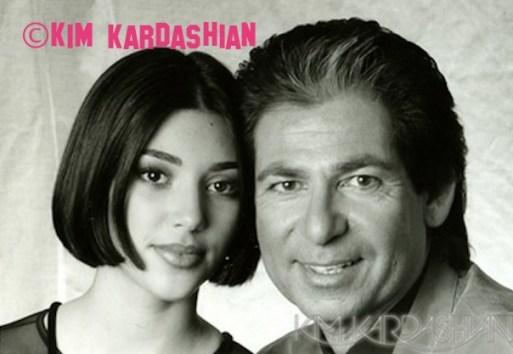 Kim Kardashian Shares Beautiful Video To Honour Her Late Father Robert Kardashian On The 13th Anniversary Of His Death