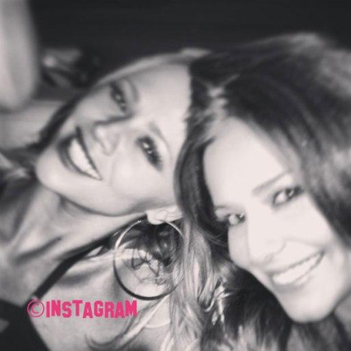 Kimberley Walsh Admits She Think's Cheryl Will Be A Fantastic Mum