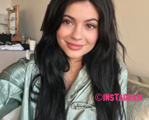 Kylie Jenner Thinks 136 Pounds Is 'Chunky'!!!!!