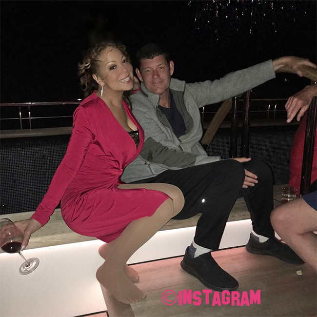 Mariah Carey & James Packer Are 'Definitely Won't Be Getting Back Together'