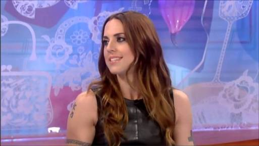 Melanie C Thinks Geri Halliwell's Pregnancy Will Save The Friendship Between The Spice Girls