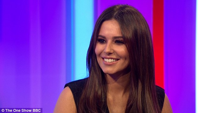 Cheryl Changes Her Fernandez-Versini Part Of Her Name Just Three Weeks After Her Divorce Went Though