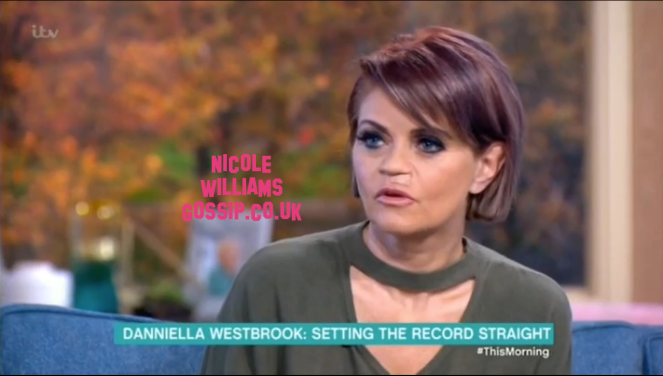 Danniella Westbrook Opens Up About Her Troubles And Failed Surgery On This Morning