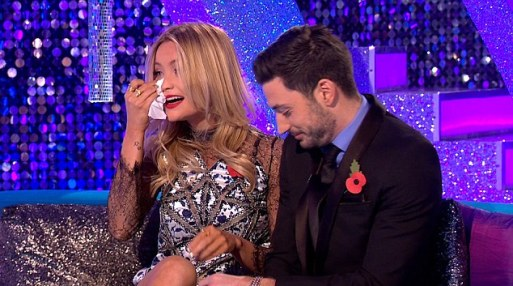 """Giovanni Pernice Calls Strictly Dance Partner Laura Whitmore A """"Bully"""" As He Admits They Have Fallen Out"""