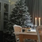Holly Willoughby's christams tree