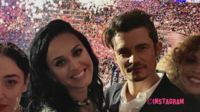 Katy Perry And Orlando Bloom Have Split Up And Are 'Not On Good Terms'
