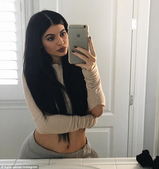 Kylie Jenner Reacts To Baby Dream Kardashian