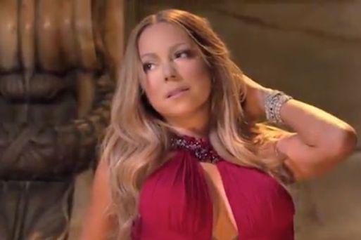 Mariah Carey 'Spotted Kissing' Backing Dancer Bryan Tanaka