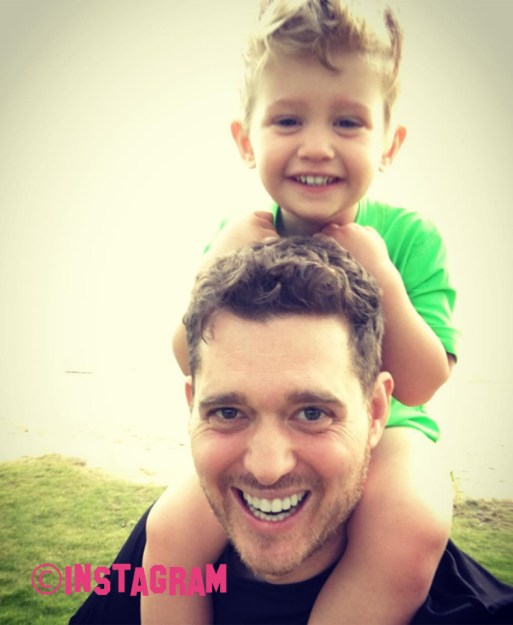 Michael Bublé Cancels Awards Show Appearance After Son's Cancer Diagnosis