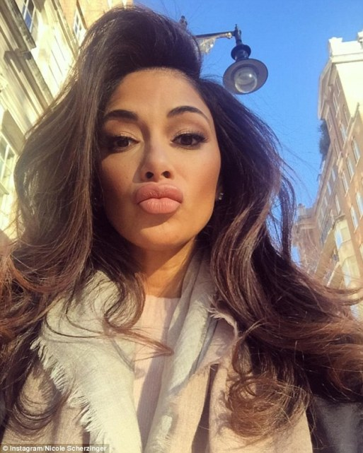 Nicole Scherzinger Gets Accused Of Messing Up Her Lips As She Shows Off Her New Lip Fillers
