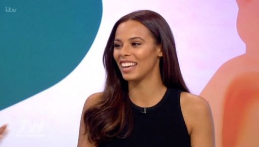 "Rochelle Humes Admits She ""Surprised"" That She Kept Her Pregnancy A Secret"