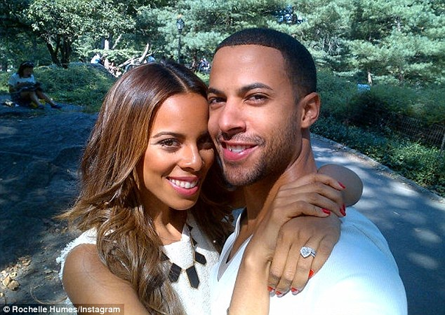 Rochelle Humes Announces She Is Expecting Her Second Child!