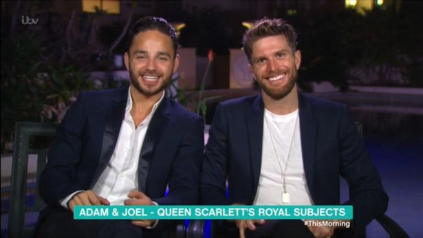Adam Thomas Wishes He Won I'm A Celebrity As He Chats On This Morning