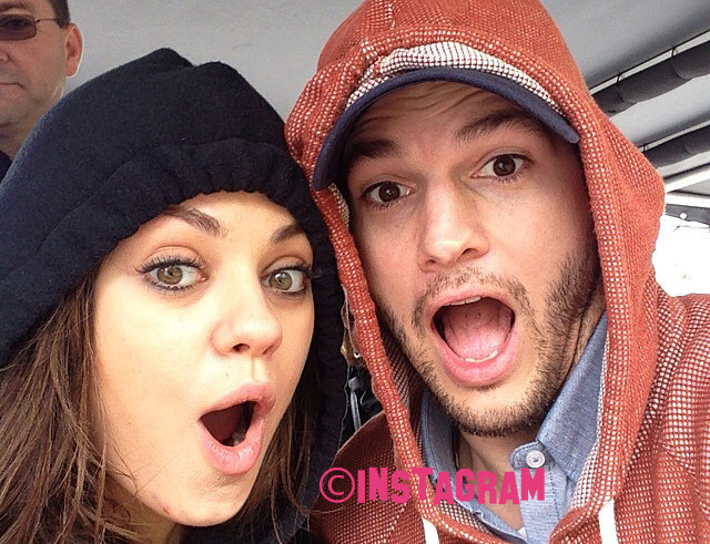 Ashton Kutcher & Mila Kunis Welcome Baby Boy Into The World