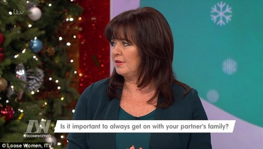 Did Coleen Nolan Hit Out At Jesy Nelson On Loose Women After She Admits She Had To 'Bite Her Tongue' Over Son's Ex Girlfriends