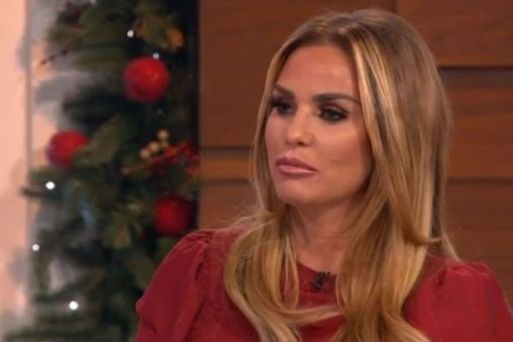 Katie Price To Give Up The Booze For Dry January As She Vows To On Loose Women