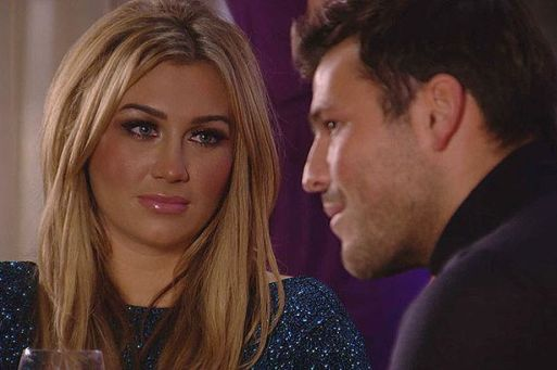 Lauren Goodger Is Hoping For A Mark Wright Reunion!