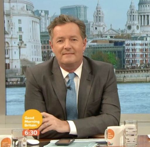 Piers Morgan Has Reflected On His Hit Out At Cruz Beckham And He Still Thinks His Pop Career Is 'Repulsive'
