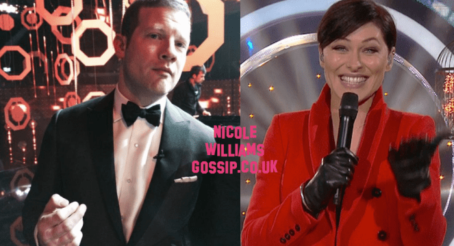 Emma Willis And Dermot O'Leary To Take Over From Michael Buble As Hosts Of The Brit Awards