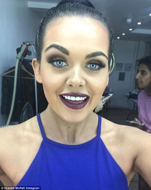 Fans Beg Scarlett Moffatt To Not Lose Any More Weight As She Shares New Selfie