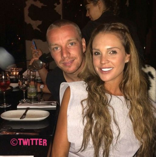 Is Danielle Lloyd About To Take Legal Action Over Ex Husband Jamie O'Hara In Celebrity Big Brother